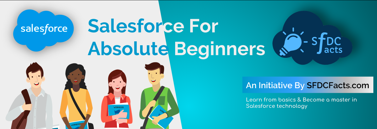 Salesforce For Absolute Beginner