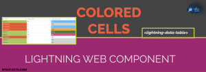 Color Columns of Lightning Data Table – LWC